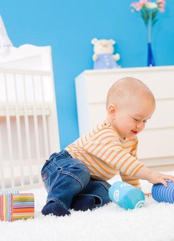 Consejos para crear una habitación segura para el bebé