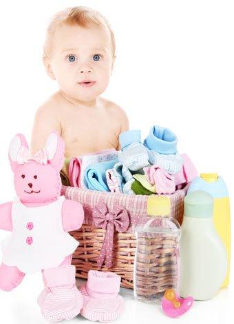 Cosas inútiles que no deberíamos comprar al bebé