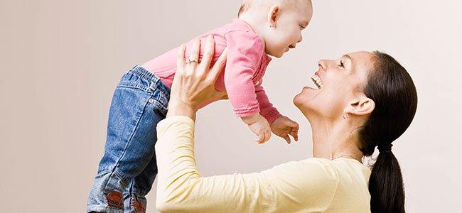 Enseñar al bebé a expresarse