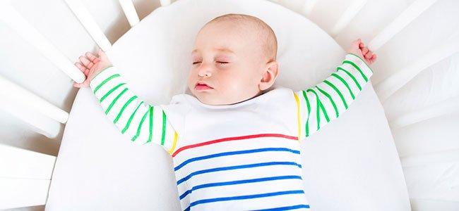 Cuna o moisés para el bebé