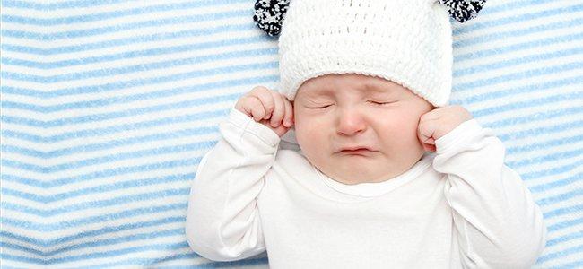 Decálogo sobre los cólicos del bebé