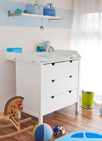 Todo sobre la decoración de la habitación del bebé