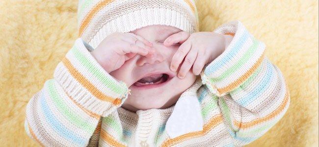 ¿Se debe dejar llorar al bebé?