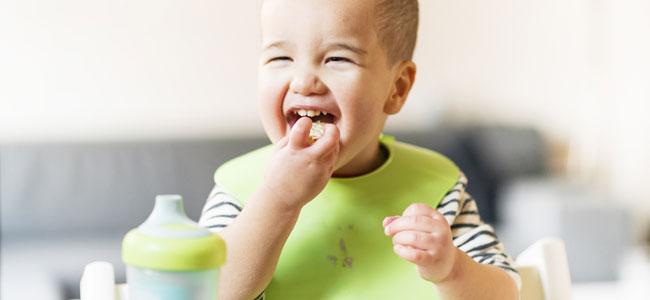 Qué dar al bebé de desayuno al finalizar la lactancia