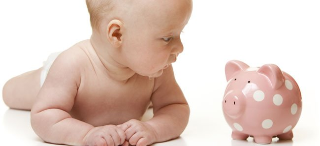 Lo que cuesta un bebé por países