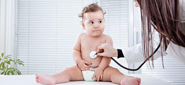 Enfermedades y contagios en el jardín de infancia