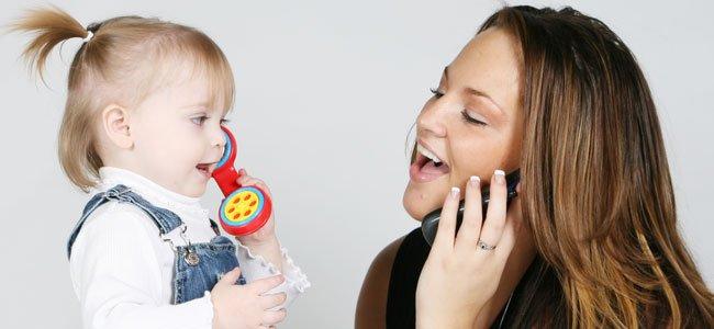 Errores a evitar cuando el bebé comienza a hablar
