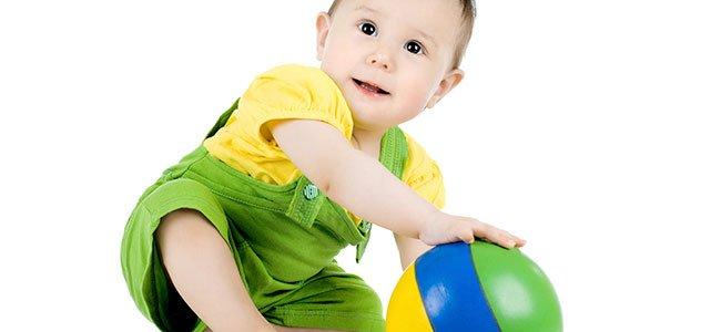 Estimulo visual para niños de casi 1 año