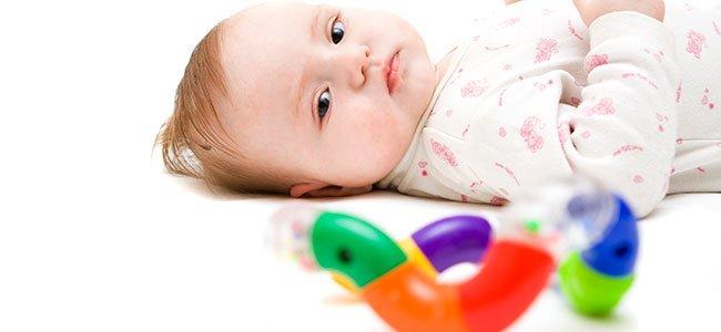 Estímulo visual en bebés de 0 a 3 años