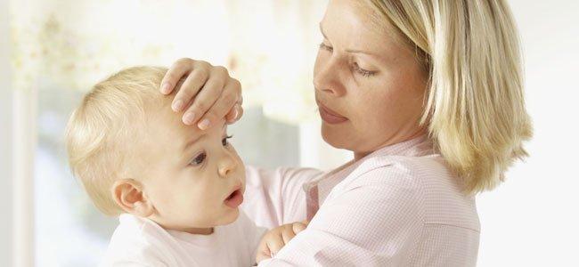 Qué hacer cuando el bebé tiene fiebre