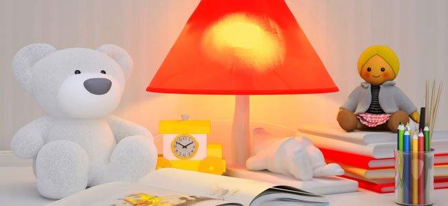 Cómo iluminar la habitación del bebé