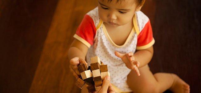 Actividades Montessori para bebés