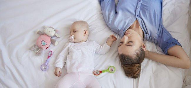 Las madres necesitan descansar
