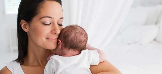 Abraza a tu bebé