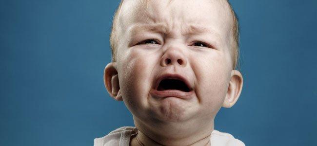 El mal de ojo en niños y bebés