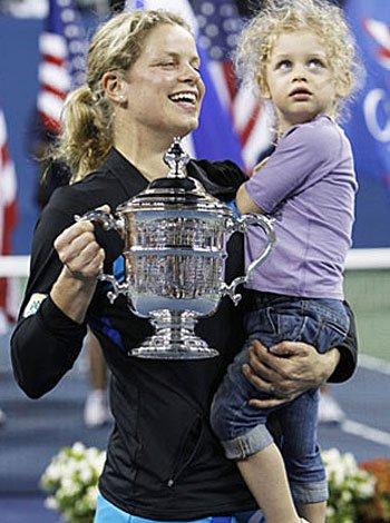La maternidad es un trofeo