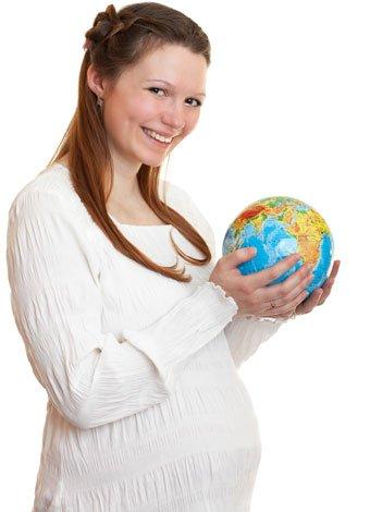 El mejor lugar del mundo para ser madre