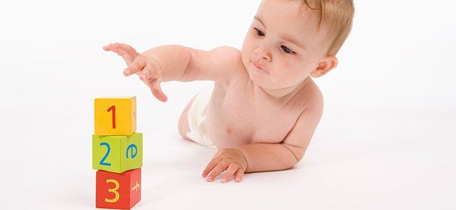 Juegos para estimular la memoria del bebé