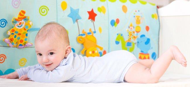 Muebles básicos para la habitación del bebé