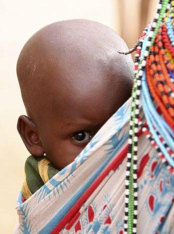 Los niños en Senegal
