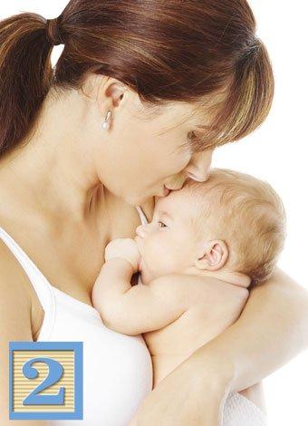 Numerología para madres. Número 2