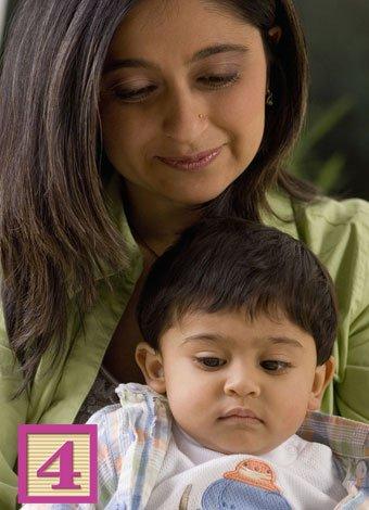 Numerología para madres. Número 4