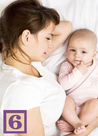 Numerología para madres. Número 6