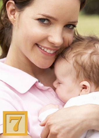 Numerología para madres. Número 7