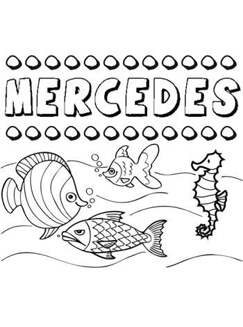 El nombre de Mercedes