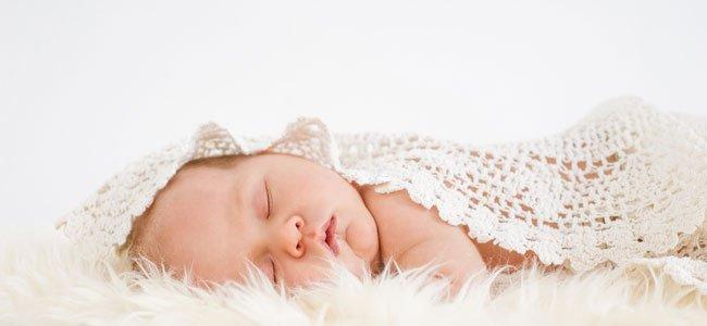 Bebé duerme