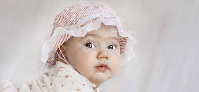 Bebé guapa
