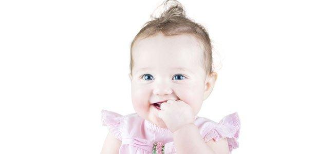 Bebé donriente