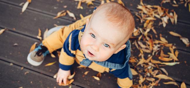 Nombres de niño inspirados en el otoño