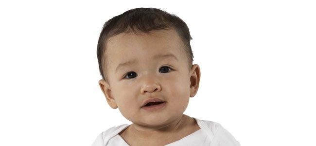 Bebé latino