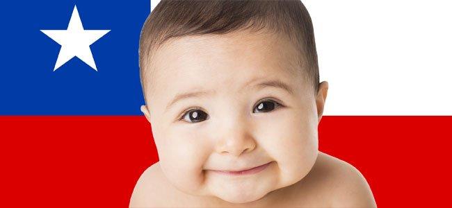 Nombres para niños en Chile para el 2017