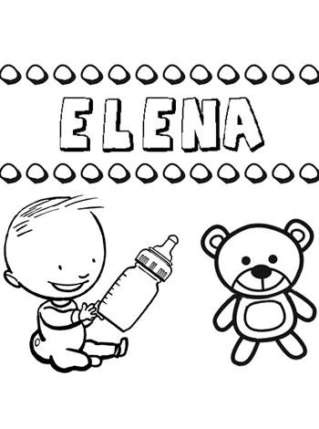 Nombre de Elena