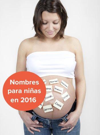 Embarazada nombres
