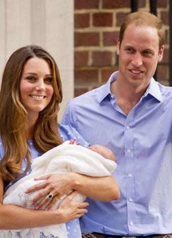 Jorge Alejandro Luis, nombre para el nuevo príncipe de Inglaterra