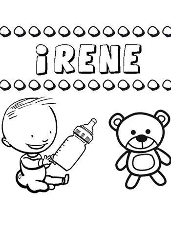 Nombre de Irene
