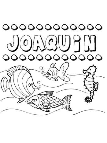 Nombre de Joaquín