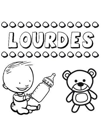 Nombre de Lourdes
