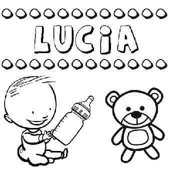 Lucía. Nombres para niñas