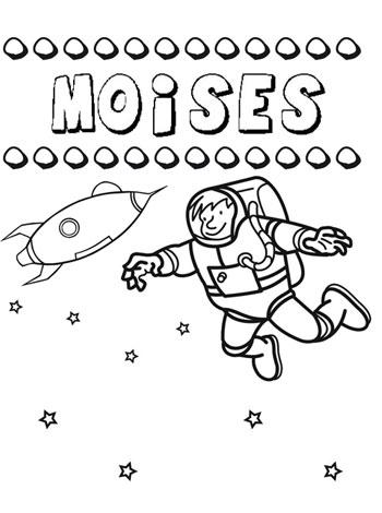 Día del santo Moisés, 7 de febrero. Nombres para niños