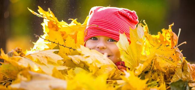 Nombres de niña inspirados en el otoño