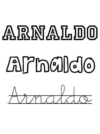 Nombre Arnaldo para bebés