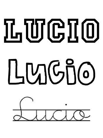 Nombre Lucio para bebés