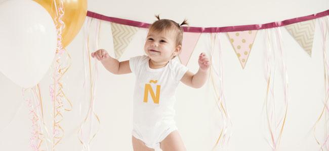 11 nombres para niña con la letra Ñ