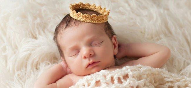 Nombres de reyes ingleses para bebés