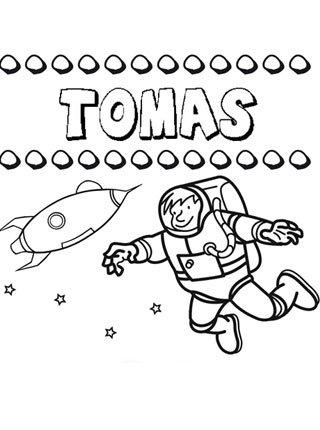 El nombre de Tomás