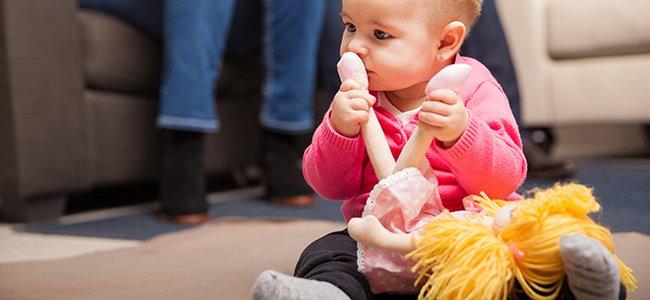 Objeto de consuelo para bebés